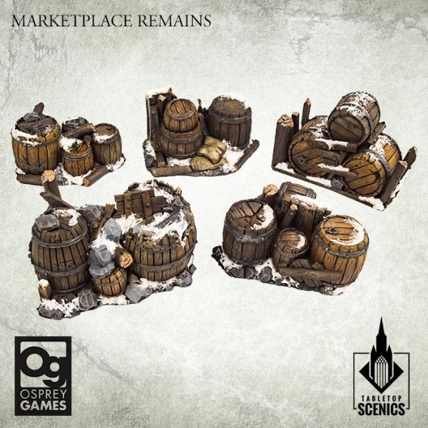 Marketplace Remains - Frostgrave