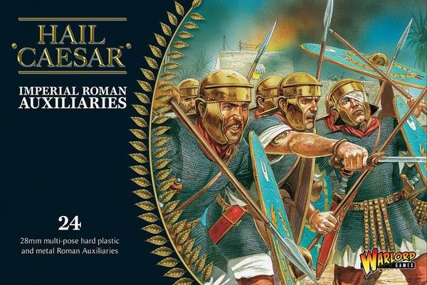 Early Imperial Roman Auxiliaries Box Set