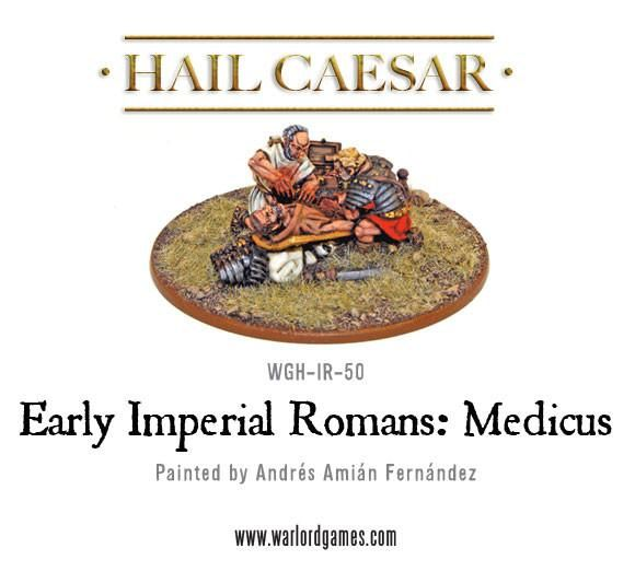 Early Imperial Roman Medicus Pack