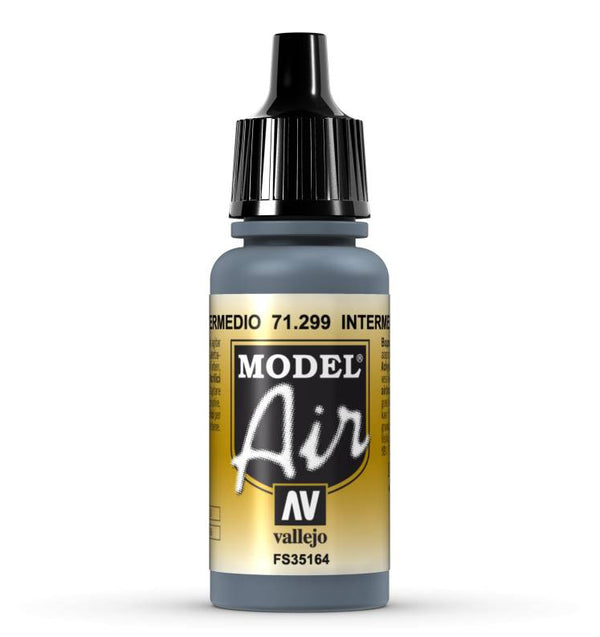 Model Air - Intermediate Blue 17ml