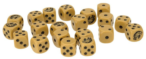 Flames Of War Avanti Italian Dice