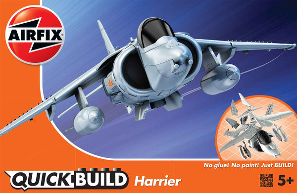 Harrier Quickbuild kit