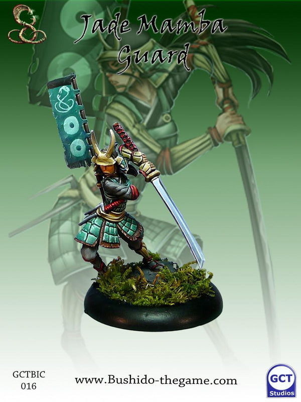 Jade Mamba Guard - Ito Clan