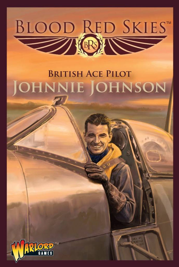 British RAF: Johnny Johnson Spitfire Ace