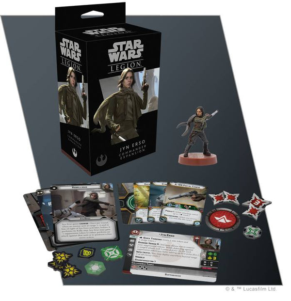 Star Wars Legion: Jyn Erso Commander Expansion