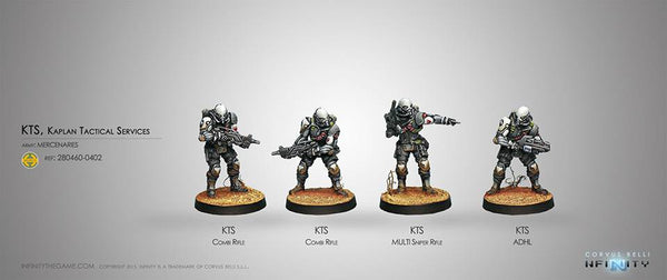 Mercenaries KTS, Kaplan Tactical Services Box Set