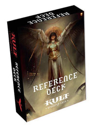KULT: Divinity Lost - Reference Deck 4