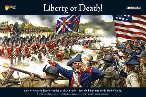 Liberty Or Death Battle Set - Black Powder