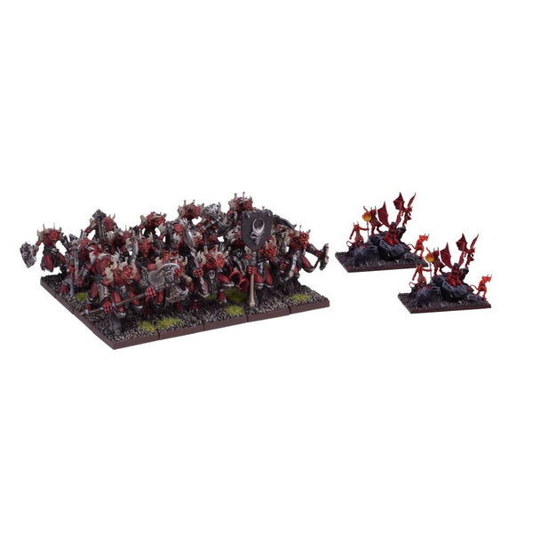 Forces Of The Abyss: Lower Abyssal Regiment