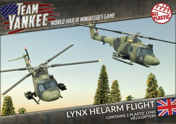 British Iron Maiden Lynx Helarm