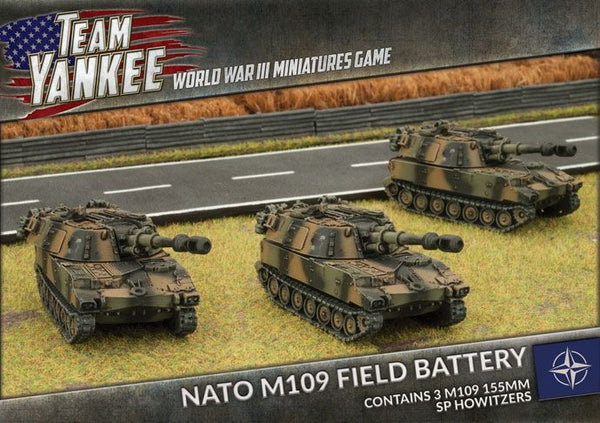 NATO M109 Field Battery Box Set