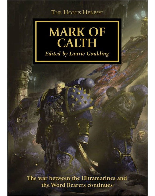Horus Heresy: Mark Of Calth (SB)