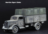 German SdKfz 305 Half Track - Rubicon 2