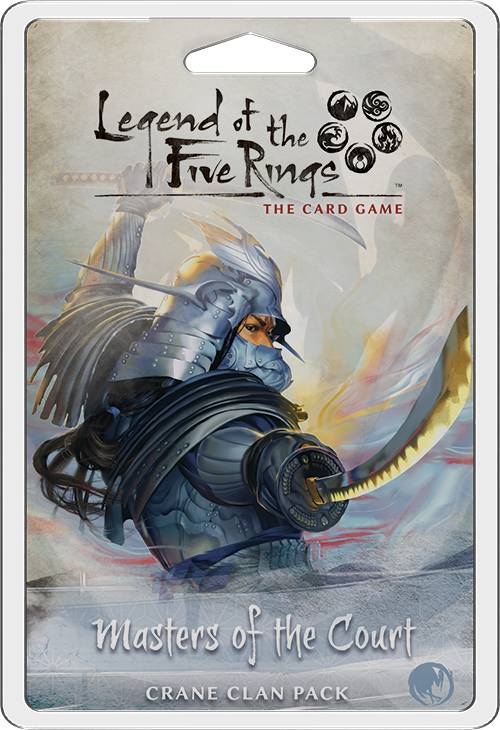 Legend Of The Five Rings: Masters Of The Court Expansion Pack