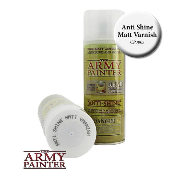 Base Primer – Anti-Shine Matt Varnish – 400ml