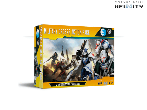 Military Orders Action Pack Box Set - Panoceania