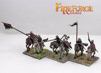 Mounted Sergeants - Fireforge Historical 2
