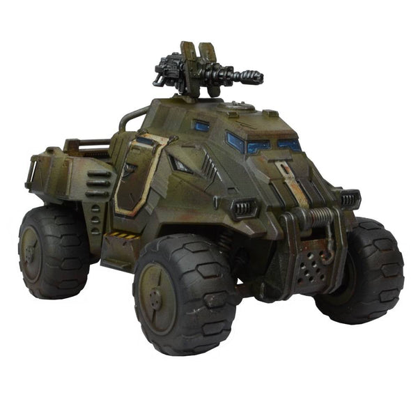 Warpath: GCPS Mule Transport Box Set