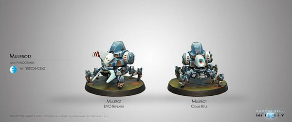 Infinity Mulebots - Panoceania