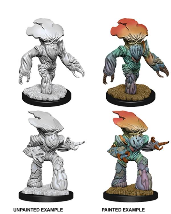 Nolzur's Marvelous Miniatures: Myconid Adults (Wave 6)