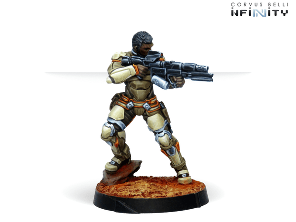 Infinity Namurr Active Response Unit (Spitfire) - Haqqislam
