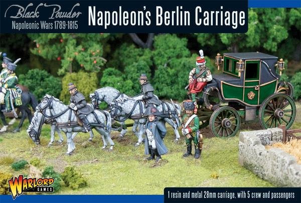 Napoleonic Wars 1789-1815 Napoleon's Berlin Carriage Box Set