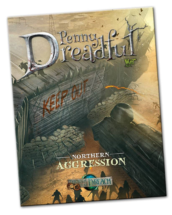 Penny Dreadful: Northern Aggression