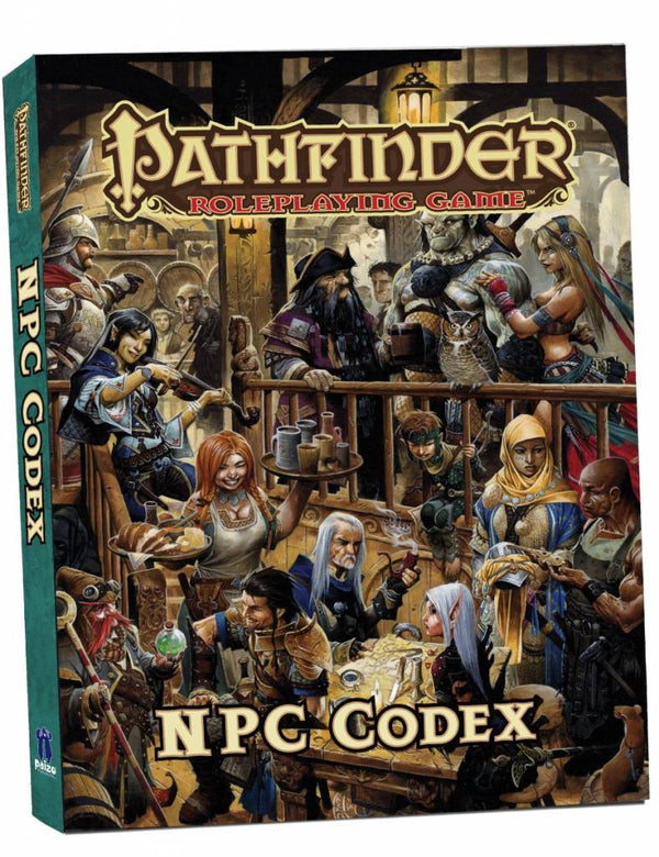 Pathfinder: NPC Codex Pocket Edition