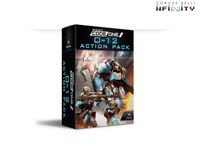 Infinity O-12 Action Pack 10