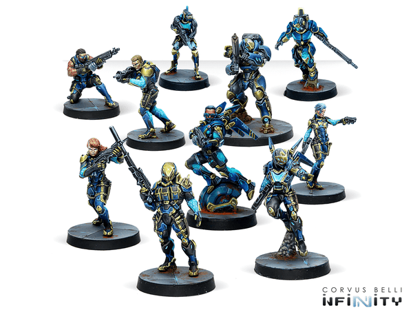 Infinity O-12 Action Pack
