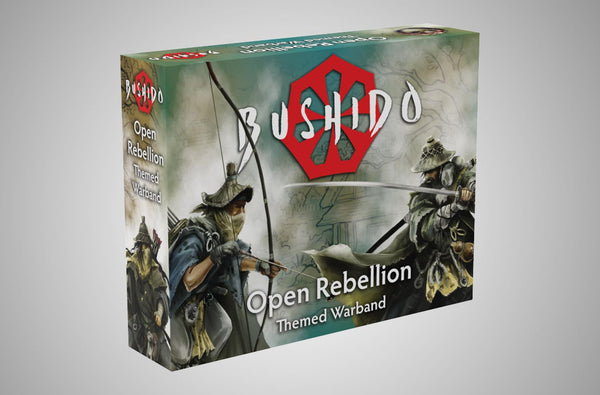 Open Rebellion Starter Set - Shiho Clan