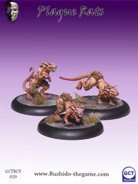 Plague Rats - Cult Of Yurei 1