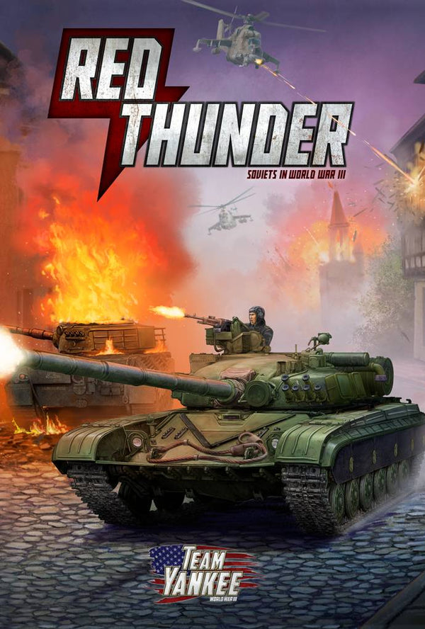 Red Thunder Rule Book