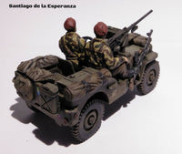 Allied Willys MB 4x4 Truck (Commonwealth) - Rubicon 3