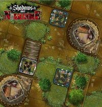 Shadows Over Normandie Boardgame - 2