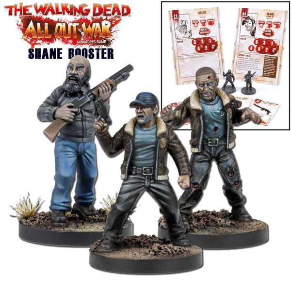 The Walking Dead: Shane Booster