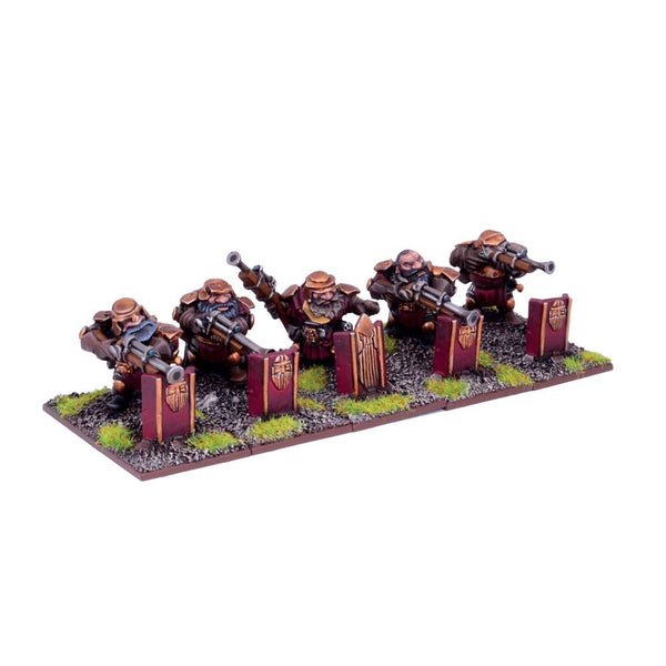 Dwarfs: Sharpshooter Troop