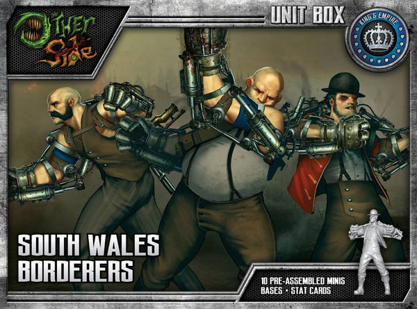 King's Empire – South Wales Borderers (Unit)