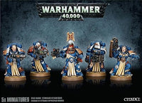 Sternguard Veteran Squad - Space Marines 1