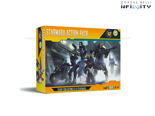 Infinity O12 Starmada Action Pack Sectorial - 282007-0836