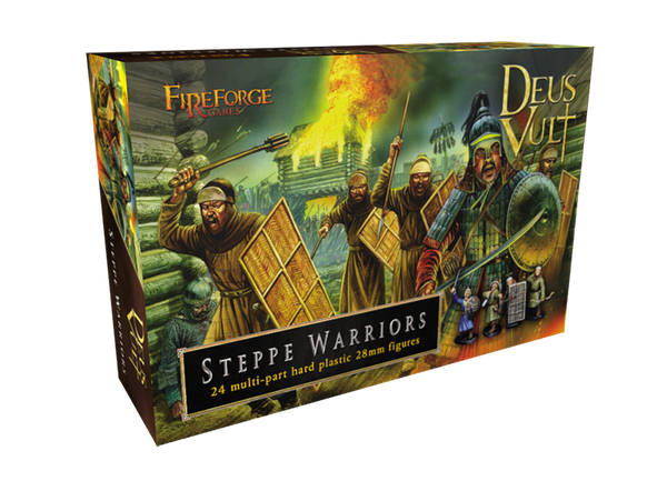 Steppe Warriors - Fireforge Historical