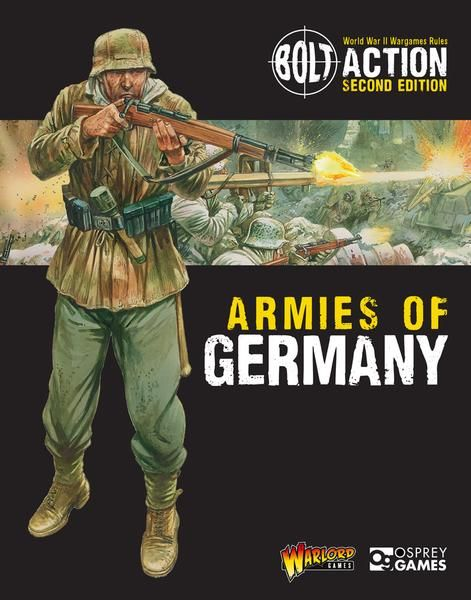 Armies of Germany - Bolt Action