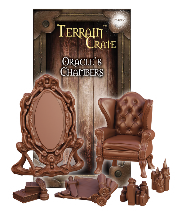 Oracle's Chambers - Terrain Crate