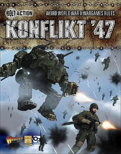 Konflikt '47 Rule Book (HB)