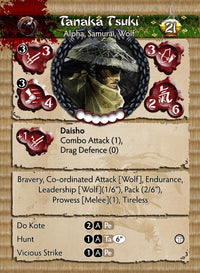Open Rebellion Starter Set - Shiho Clan 4