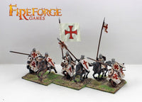 Templar Knights Cavalry - Fireforge Historical 2