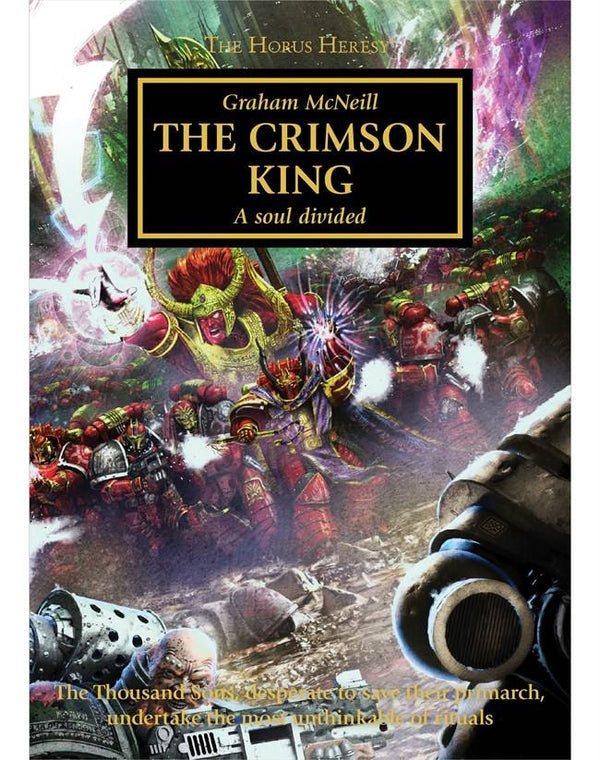 Horus Heresy: The Crimson King (SB)