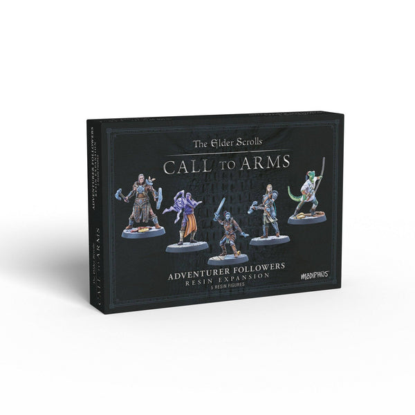 Adventurer Followers - Elder Scrolls Call To Arms