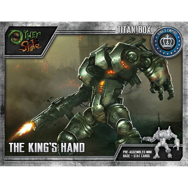 King's Empire: King's Hand (Titan)