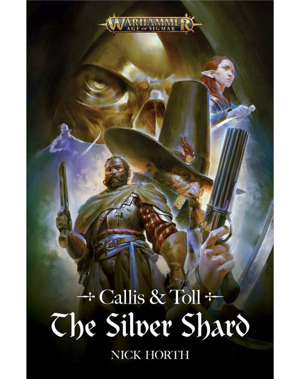 Callis And Toll: The Silver Shard (SB)